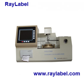 Astmd92, Automatic Coc Flash Point Tester for Lab Equipments, Automatic ASTM D92 Cleveland Open Cup Flash Point Tester (RAY-3536D)