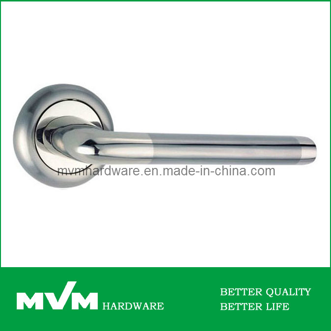 High Quality Hardware Door and Window Handle on Rose (Z1210E3)