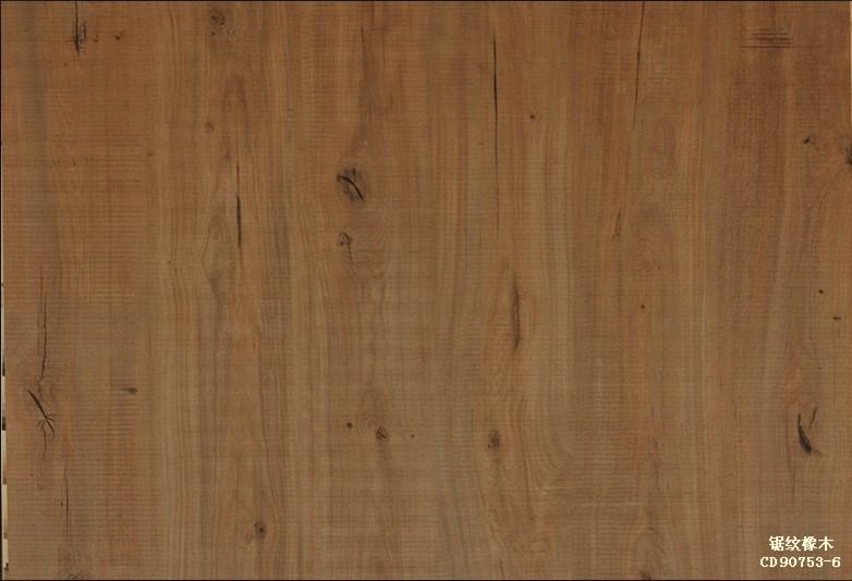 Laminated Flooring Decorative Paper (CD-90753)