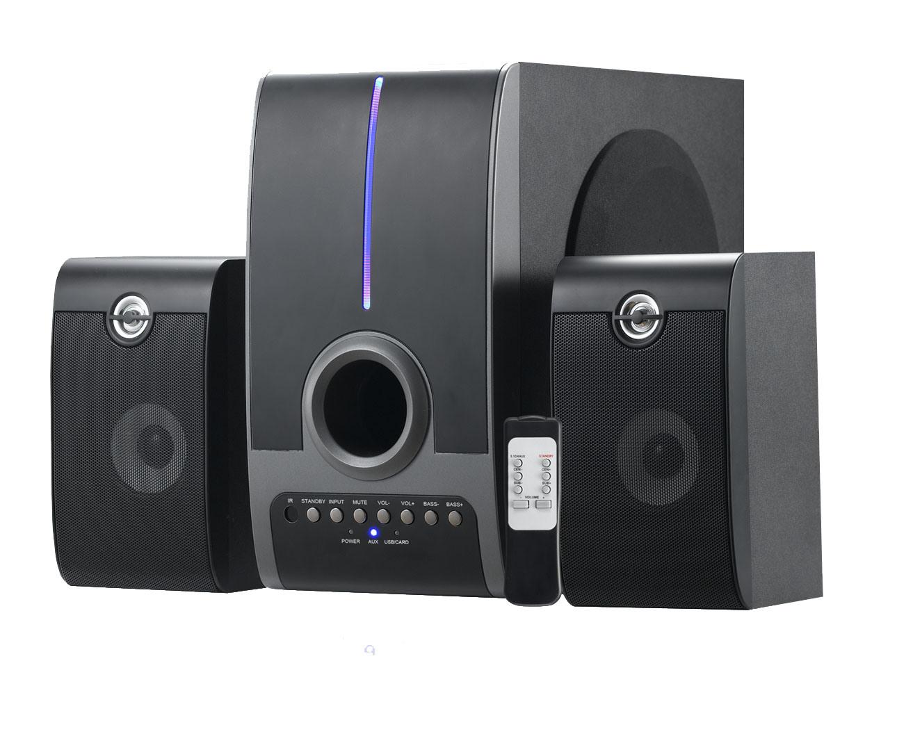china 2 1 home theater multimedia speaker system la 3006 china speaker 2 1 speaker. Black Bedroom Furniture Sets. Home Design Ideas