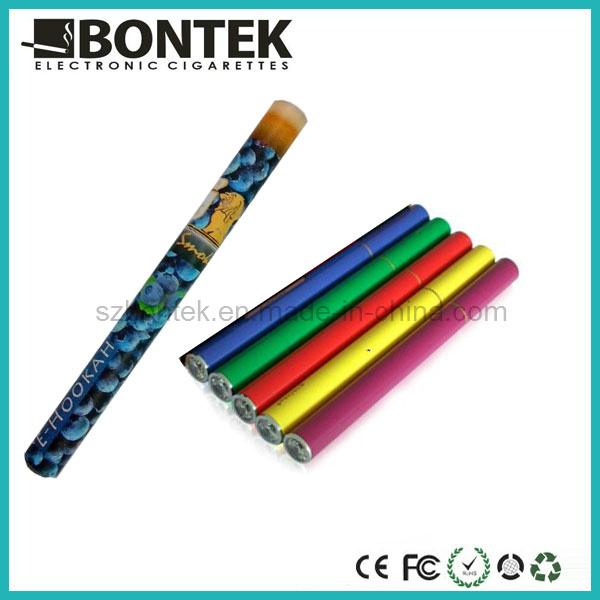 2013 Most Popular Electronic Cigarette (500 puffs disposable e hookah)