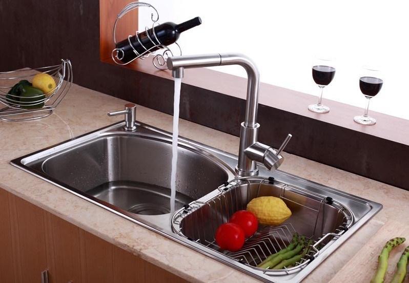Grifo de la cocina de sento c 64 sin plomo grifo de la - Grifo de la cocina ...