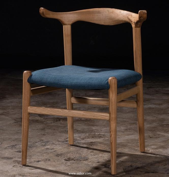 (SL-8108) New Design Durable Wooden Dining Furniture Restaurant Chair