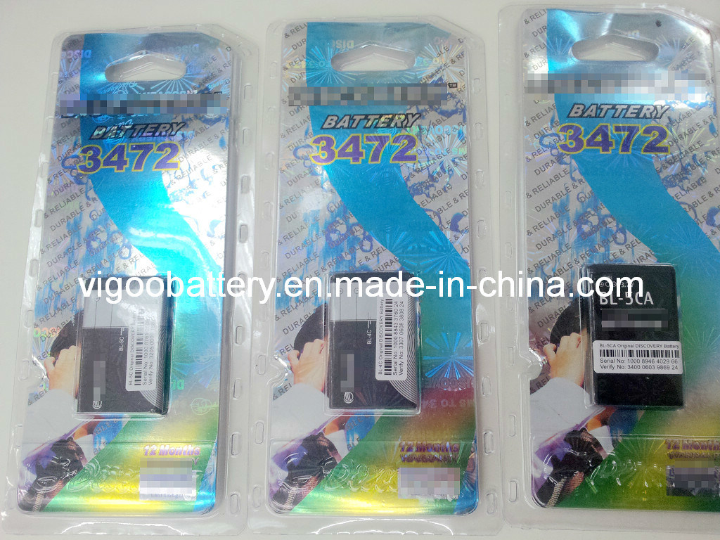 Mobile Phone Battery for Nokia 1100 (BL-5C)