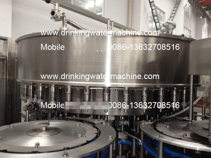Water Filling Bottling Packing Machine
