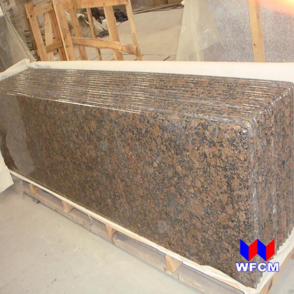 Prefab Countertops : ... Granite Prefab Countertop - China Brown Countertop, Kitchen Countertop