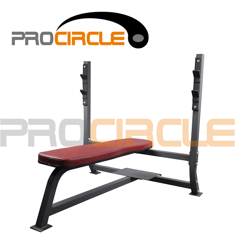Crossfit High Quality Gym Equipment, Weight Lifting Flat Bench (PC-SE1005)