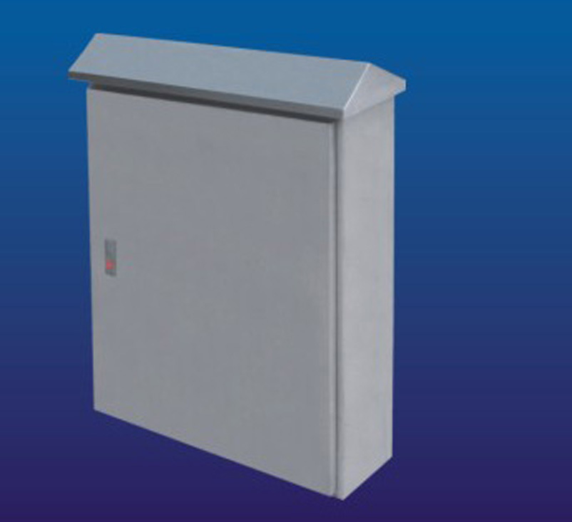 China Stainless Steel Outdoor Electrical Box GLT WXA China Electric Contr