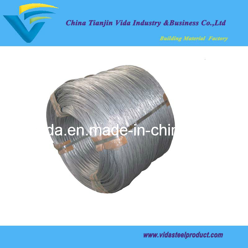 Galvanized Wire High Carbon High Tensile