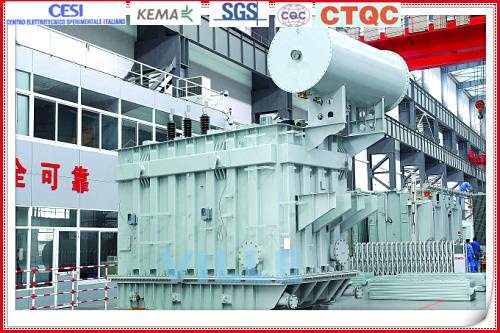 Electric Arc Furnace Transformer for Steel Industry
