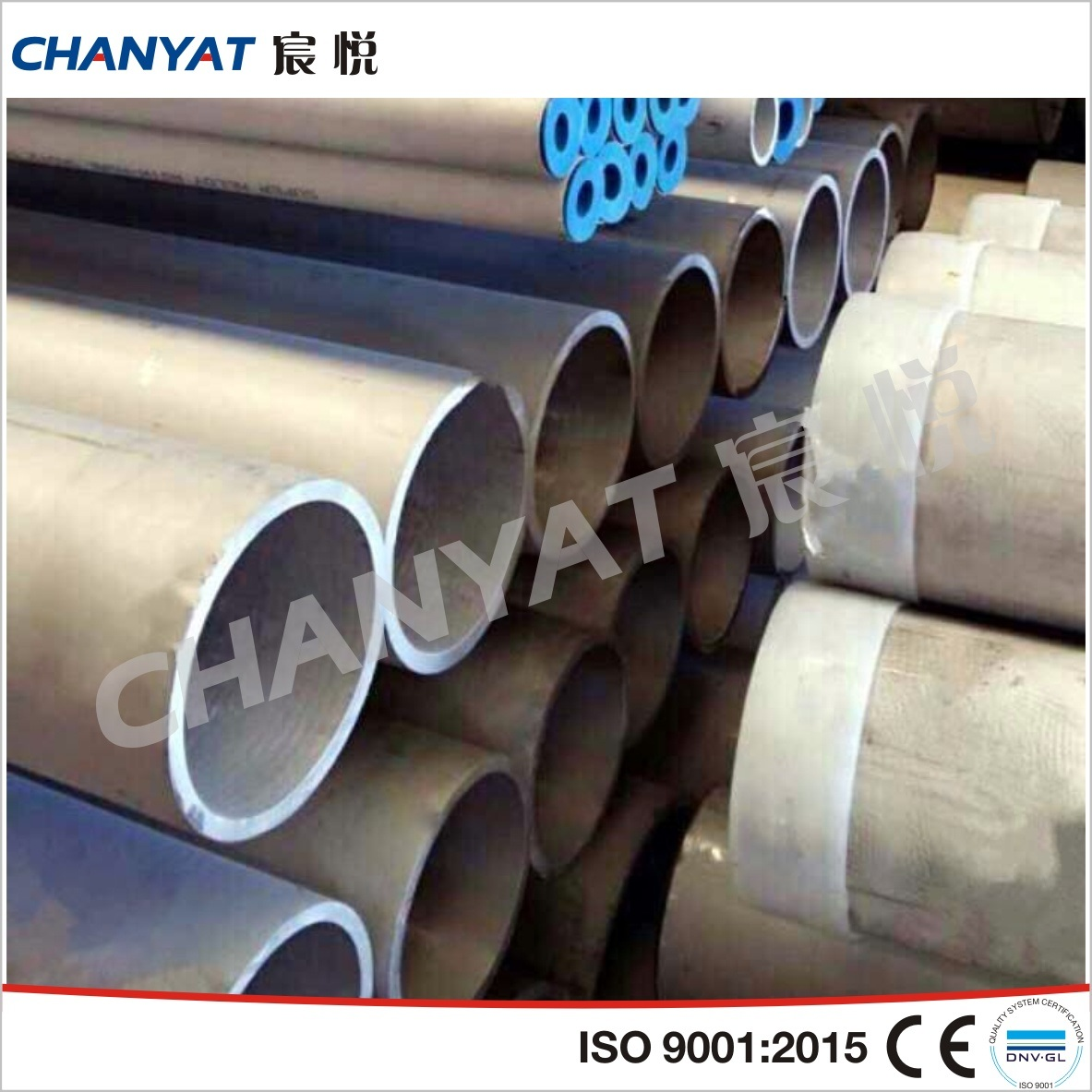 ASME/ANSI Seamless Stainless Steel Pipe