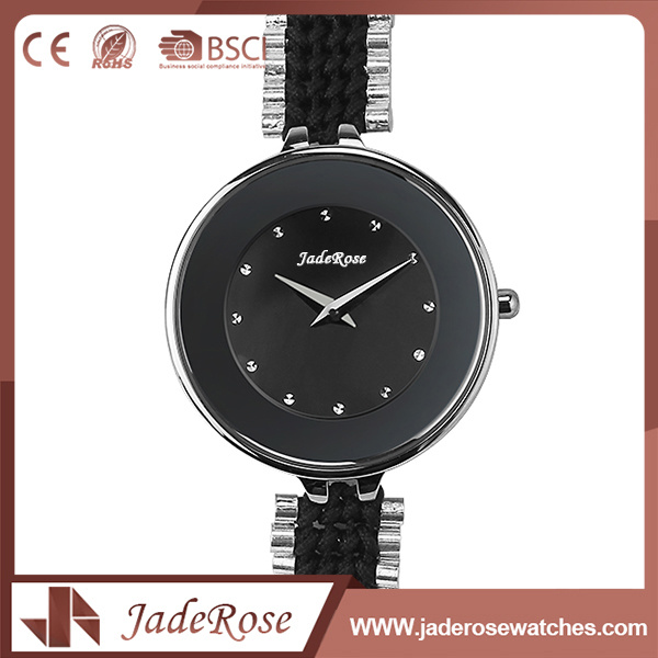 OEM Fashion Leather Bracelet Watch Wholesale
