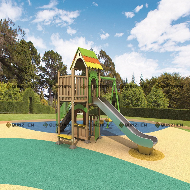 2017 New Item Factory Price Outdoor Playground