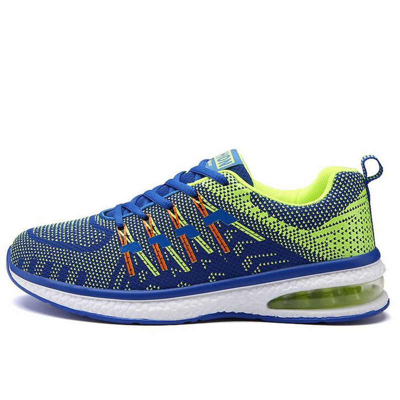 2017 New Flyknit Sports Shoes Casual Sneaker with Style No.: Running Shoes-Yb006