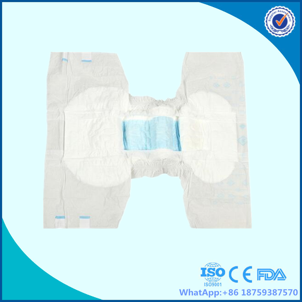 Super Absorbency China Organic Disposable Adult Diapers with OEM Brand