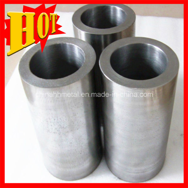 Sintered Pure Molybdenum Tube for Vacuum Furnace
