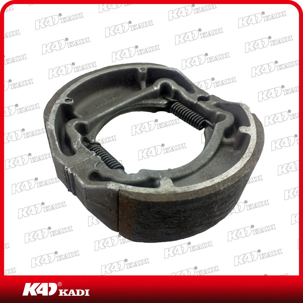 Motorcycle Engine Parts Motorcycle Brake Shoe for Ax100-2
