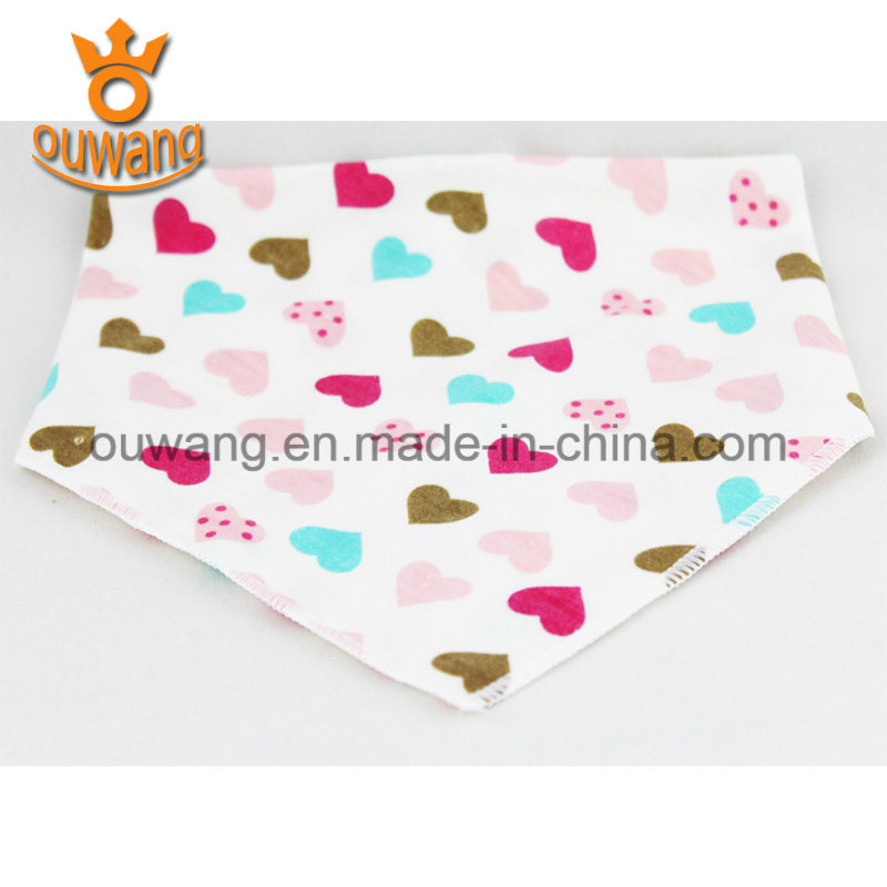 Super Absorbent Soft Baby Bandana Drool Bibs for Teething