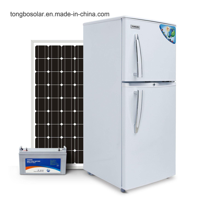 12/24V DC Compressor Solar Power Refrigerator 55L/113L