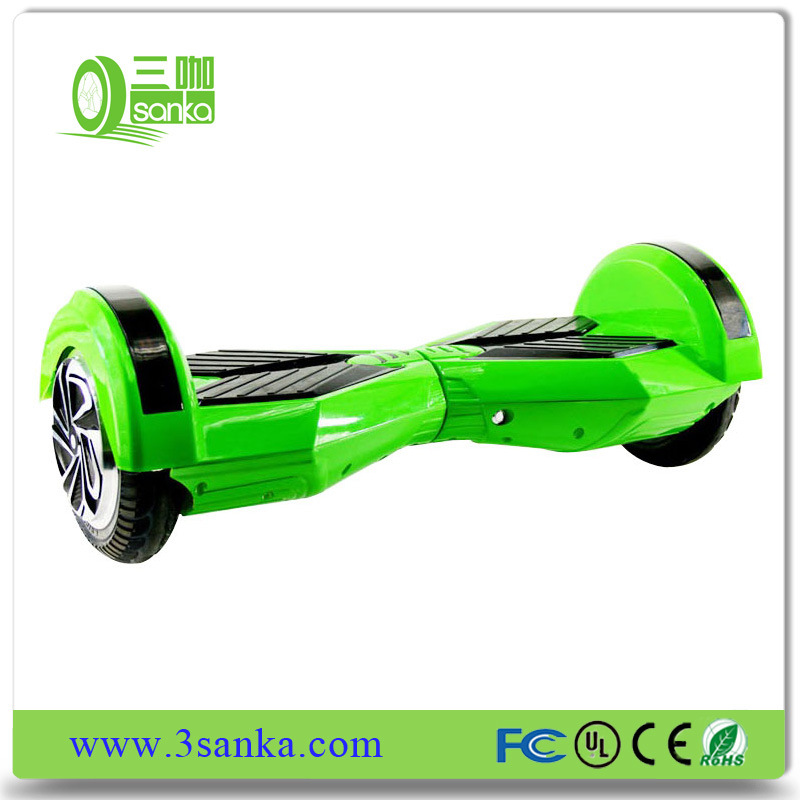 8 Inch Balance Scooter Hoverboard with Bluetooth Speaker