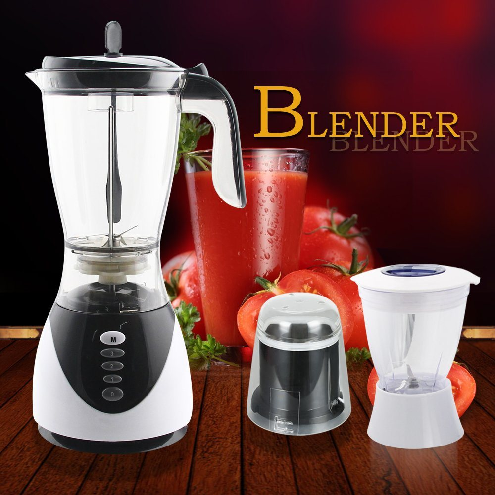 Hot Sale High Quality Low Price CB-B731PN New Big Jar 3 in 1 Blender