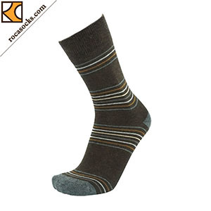 Men′s Classic Cotton Dress Socks (163016SK)
