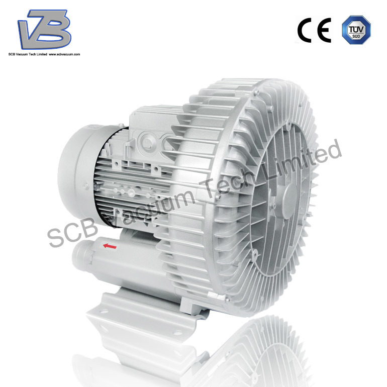 5.5kw Side Channel Vortex Blower Ring Blower for Drying System