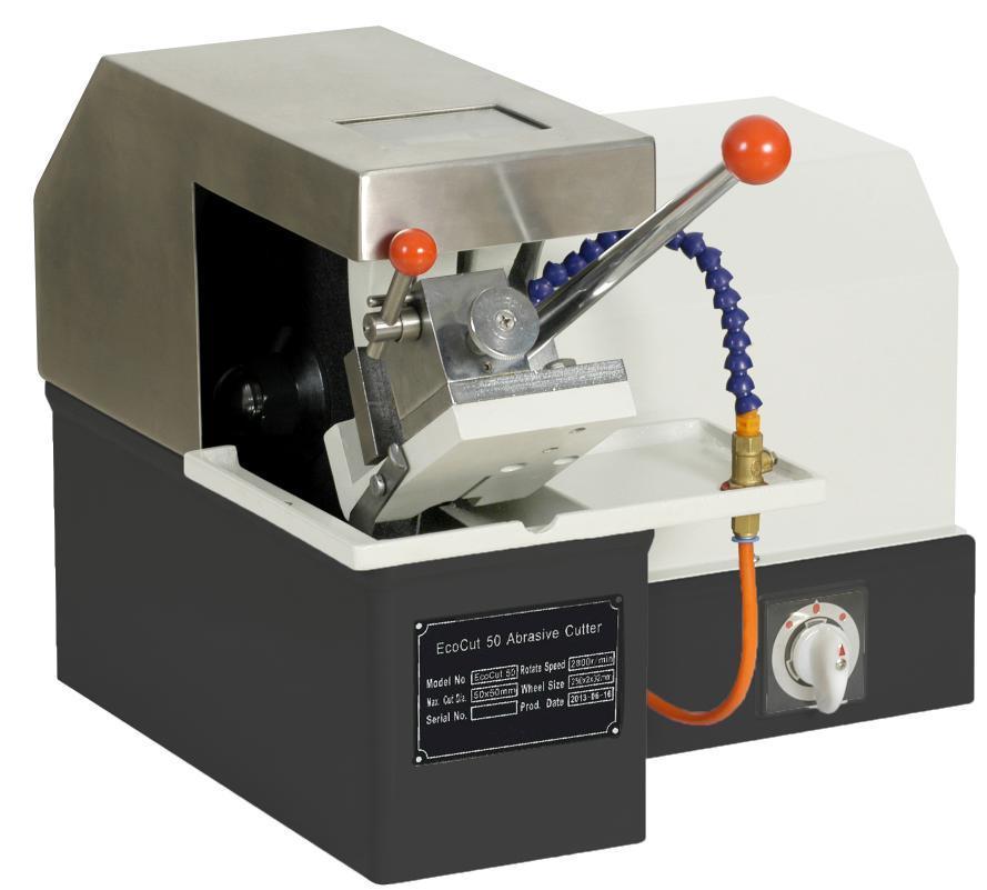 Ecocut 50 Metallographic Abrasive Cutter