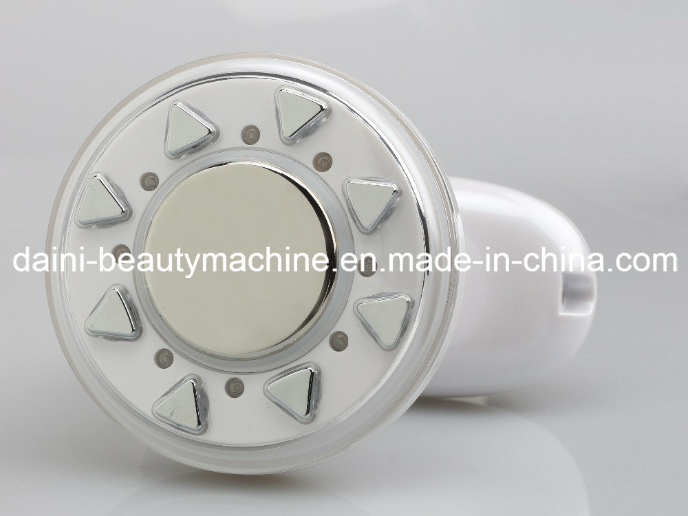 3 in 1 Ultrasonic RF Cavitation Body Slimming Machine Health Care Massager with LED Light Photon Therapy Chargeable