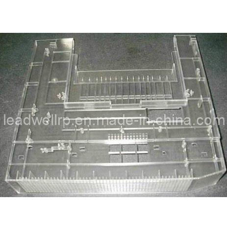 Rapid CNC Transparent Acrylic Machining Parts/ Rapid Prototyping