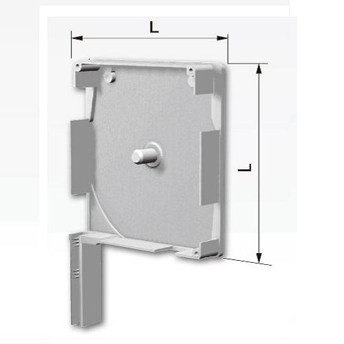 Roller Garage Door Component Guide Rail (SLDG-66)