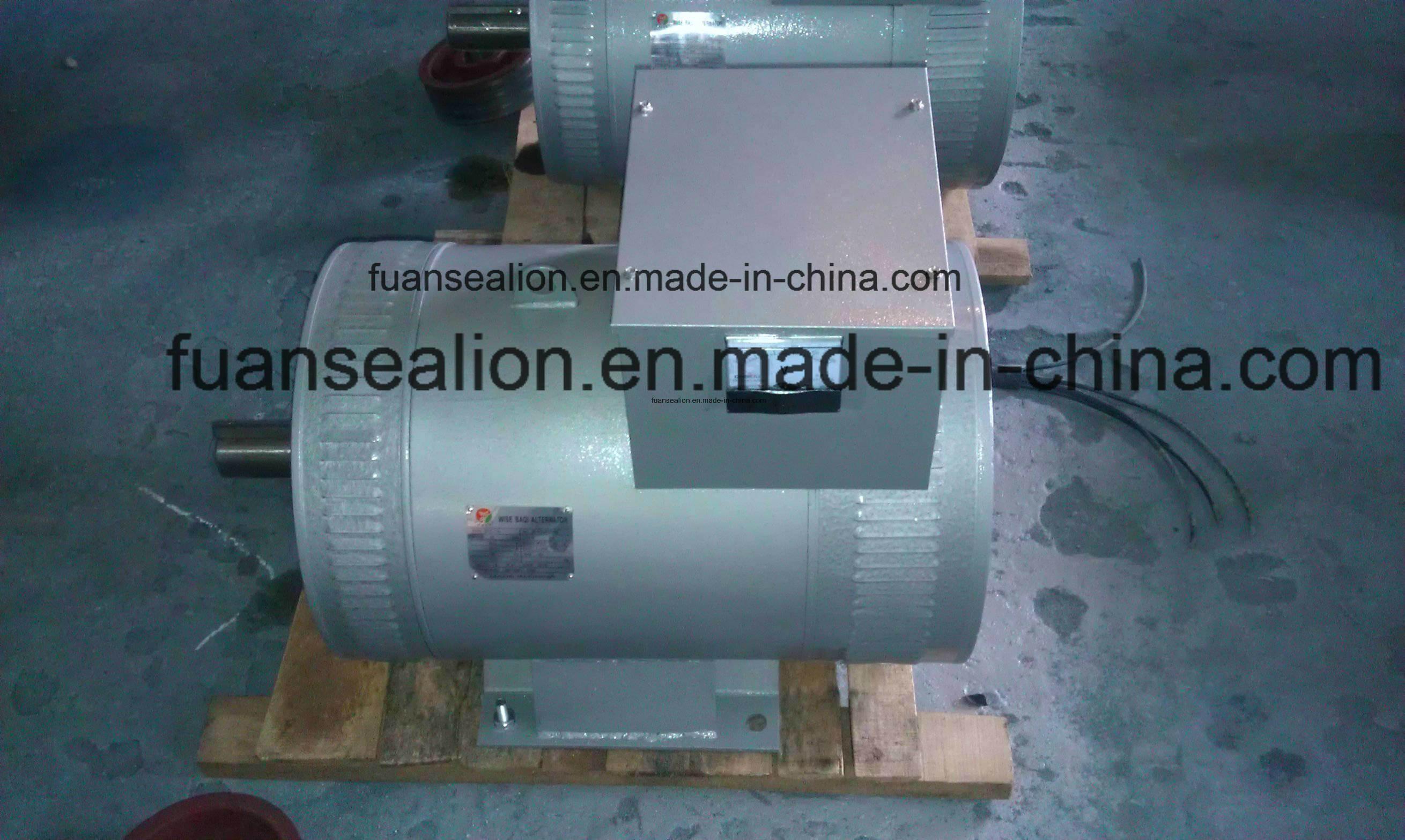 Stc-3kw~50kw Three Phase AC Power Generator Alternator