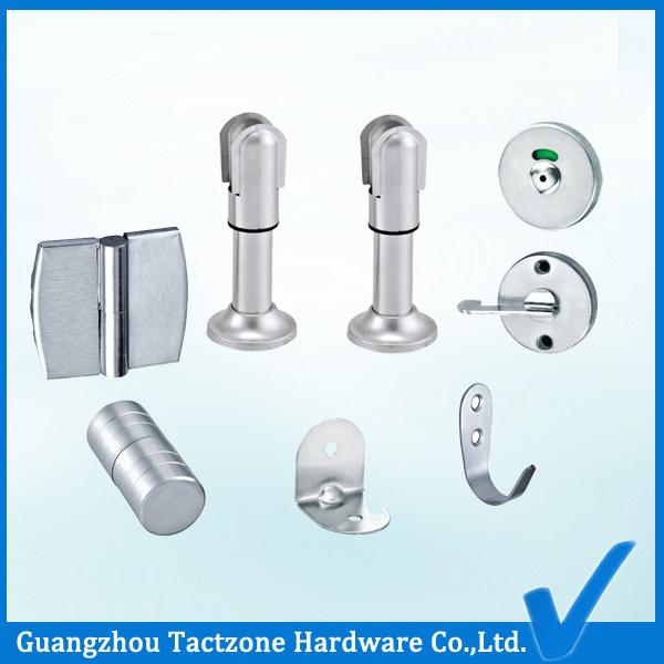 Wholesale Bathroom Toilet Cubicle Partition Accessories Toilet Set