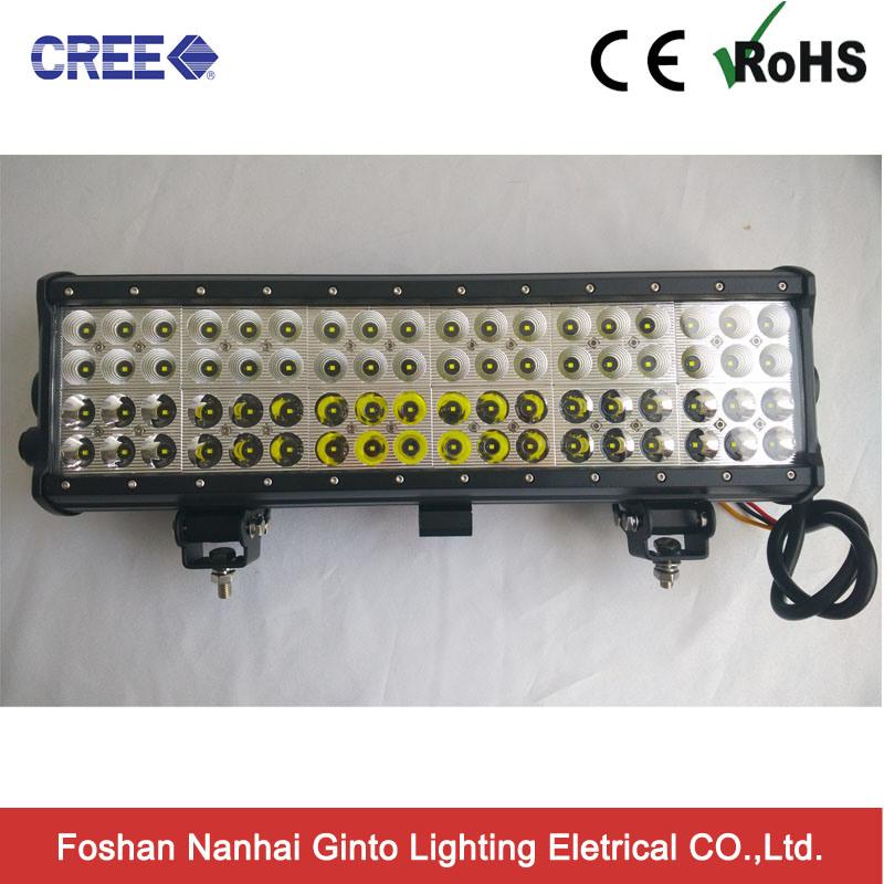 Ginto 216W 17.5inch Quad Row LED Light Bar (GT3401-216W)