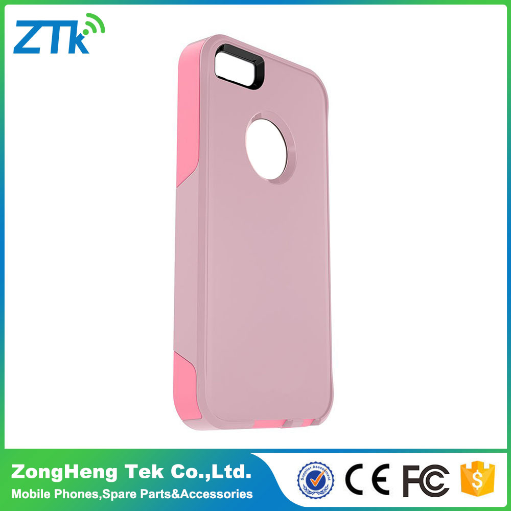 4.0inch Mobile Phone Case for iPhone 5 Pink Case