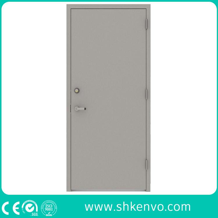 UL Certified Fire Rated Glazed Metal or Steel Exit Door