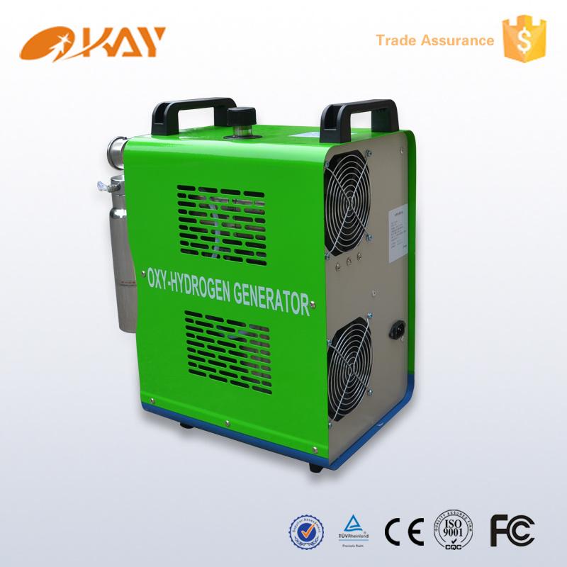 Hho Hydrogen Generator Fuel Saver Acrylic Flame Polishing Machine