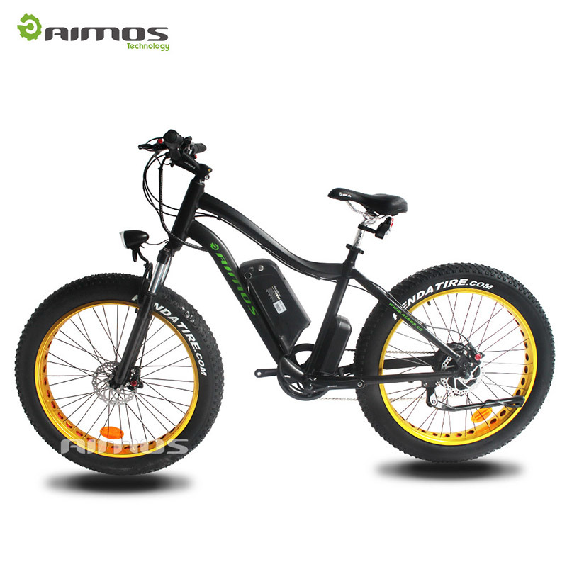 26*4.0 Fat Tire Electric Bike