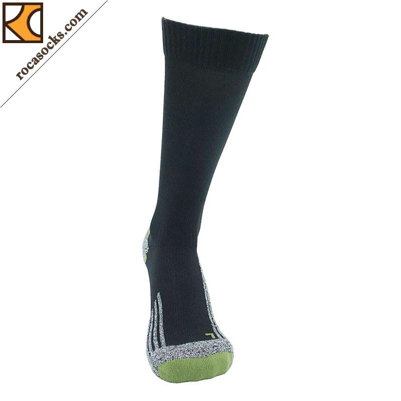 Light Outdoor Ski Coolmax Cotton Socks of Men (161004SK)
