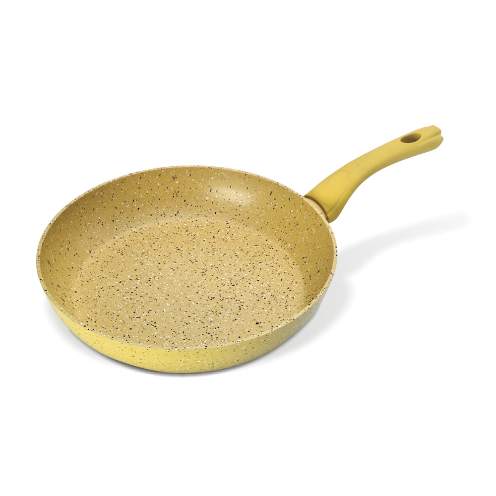 New Kitchenware of Marble Coated Aluminum Frying Pans