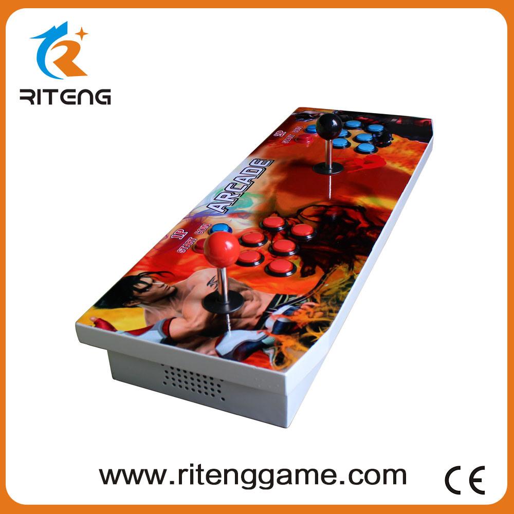 Double Arcade Joystick Street Fighting Gamepad Game Controller