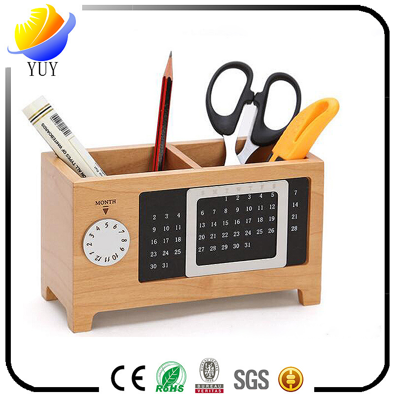 Hot Selling Wooden Perpetual Calendar for Promotional Gifts