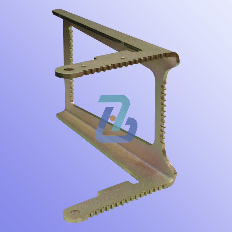 Custom CNC Sheet Metal Bending