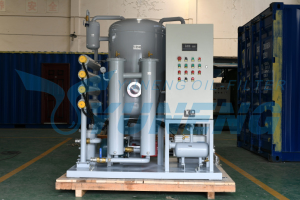 High Efficiency Lube Oil Regeneration Machine