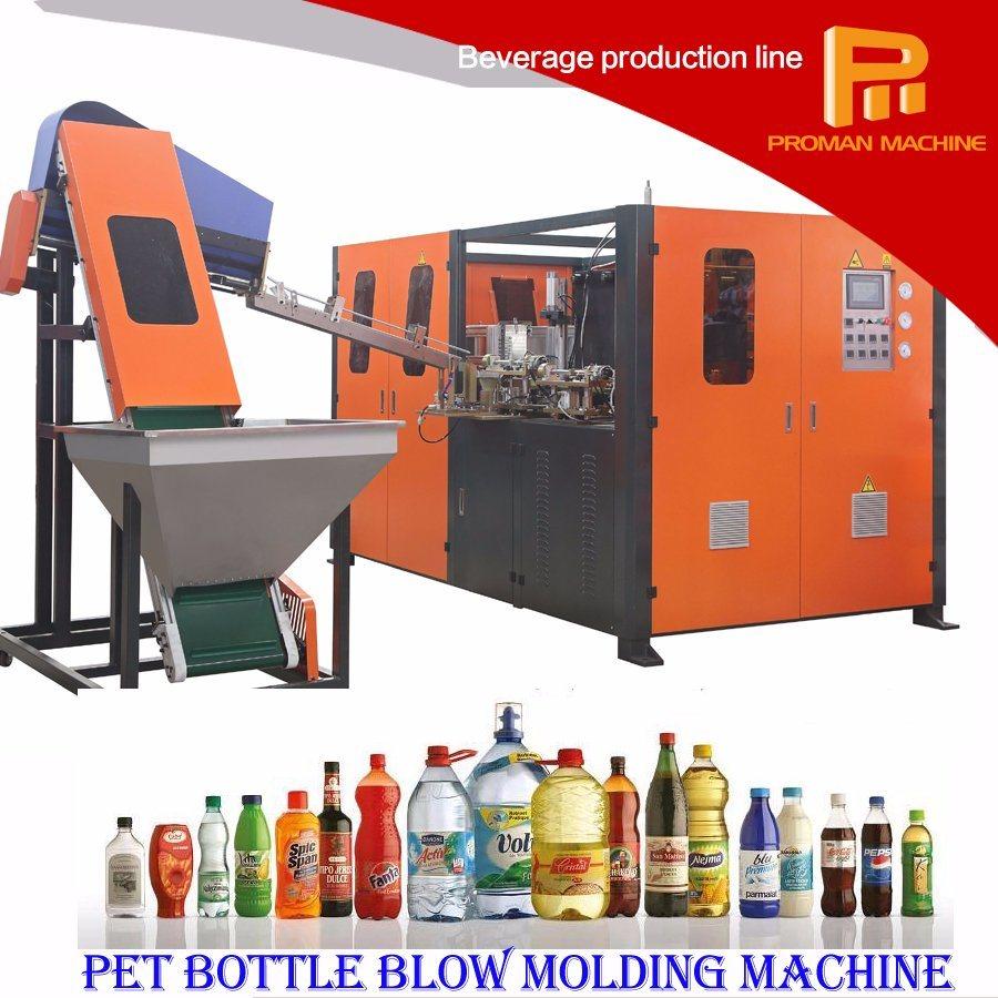 Full-Auto Pet Stretch Bottle Blow Molding Machine