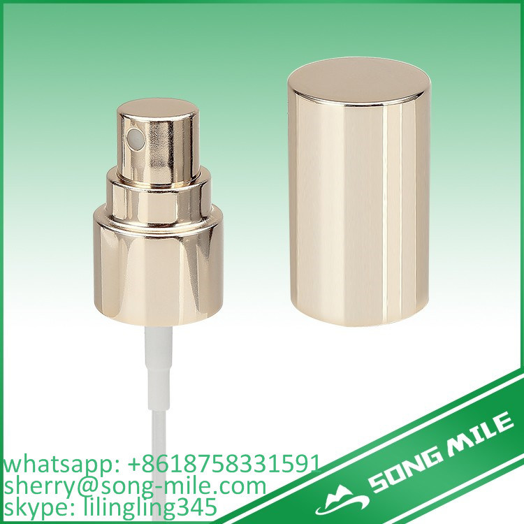 24/410 Perfume Mist Sprayer with Aluminum Overcap