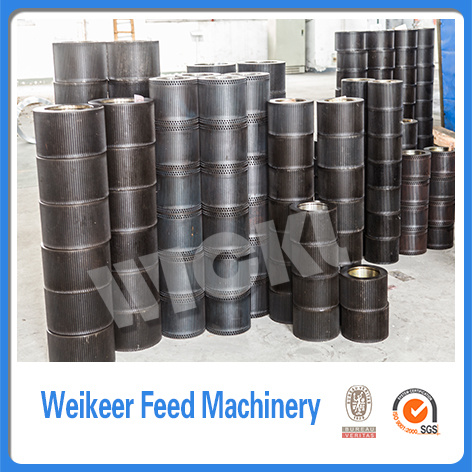 Stable Performance Sawdust Roller Shell for Wood Pellet Mill