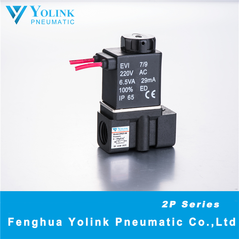 2P025 Series Direct Acting Solenoid Valve