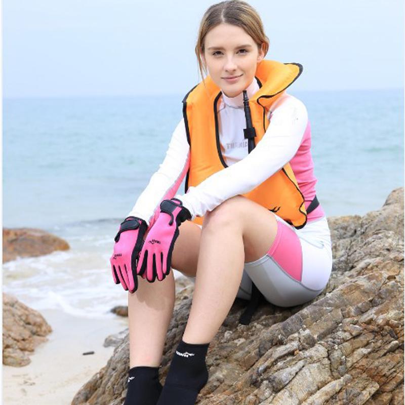 Thenice 100% Original Scuba Diving Gloves 1.5mm Neoprene Snorkeling Equipmen