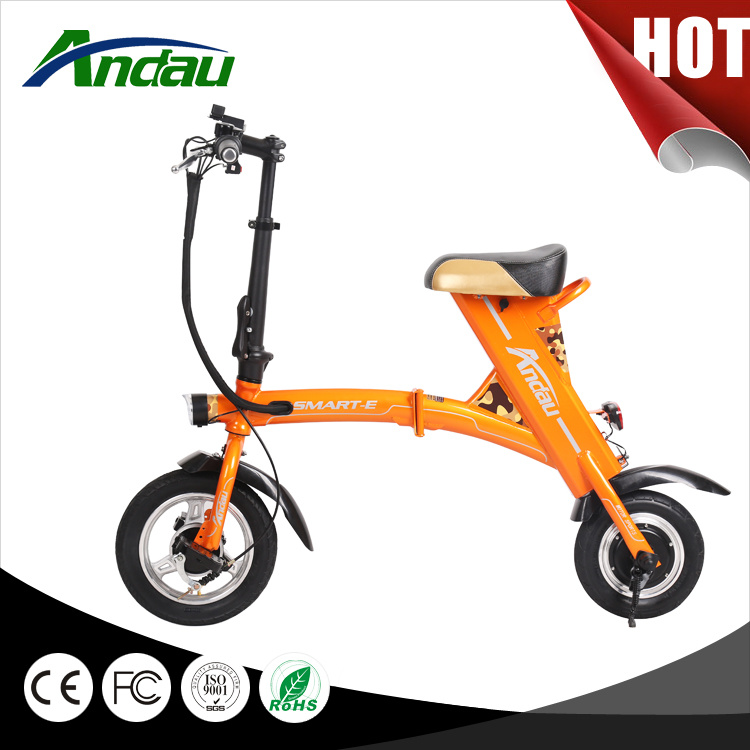 36V 250W Folding Electric Bicycle Electric Scooter Folded Scooter Electric Motorcycle